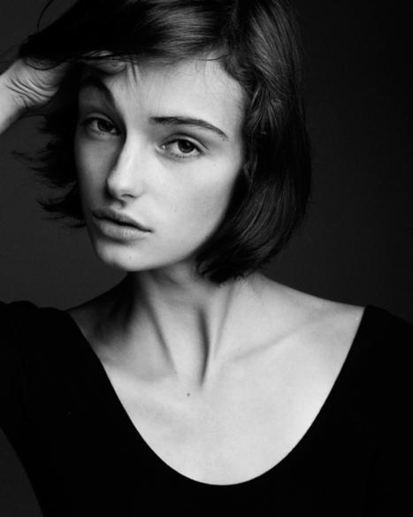 les filles / itérabilité • Lise Aanes by Kjell Ruben Strøm | les filles | itérabilité | Scoop.it