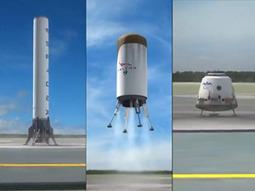 Elon Musk on SpaceX's Reusable Rocket Plans | Space matters | Scoop.it
