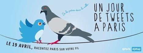 Paris sous les tweets | Brand & Com management | Scoop.it