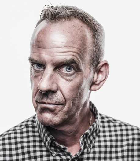 Photographer Does a Portrait Shoot with Fatboy Slim in Less than 30 Seconds | What's new in Visual Communication? | Scoop.it
