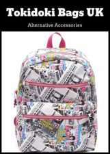 Tokidoki Bags UK: Alternative Accessories | For The Home | Scoop.it