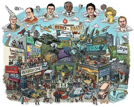 2013 was a big year for the world. | Social Media, Innovación | Scoop.it