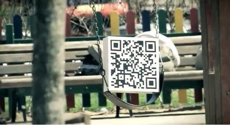Des QR Codes pour enfants perdus | QR code experience | Scoop.it