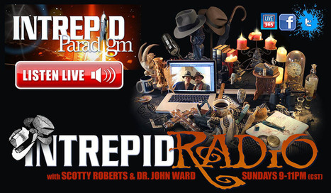 INTREPID RADIO PROGRAM | Intrepid-Paradigm Broadcasting | (651) 468-8115 | The Related Researches & News of Dr John Ward | Scoop.it