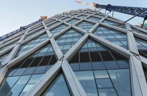 Tour D2 à La Défense : Légèreté de l'acier dans un monde de béton | Construction l'Information | Scoop.it