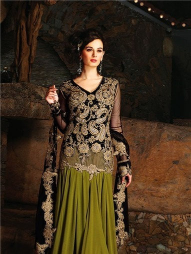 Anarkali Dress | Latest Salwar Kameez | Scoop.it