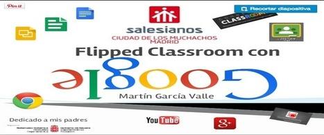 Alumnos con dificultades y Flipped Classroom con Google   Clases de lengua.Aprender a aprender   Scoop.it