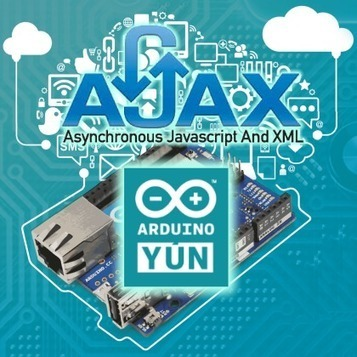 Interact and remotely control Arduino YUN with Ajax | Arduino, Netduino, Rasperry Pi! | Scoop.it