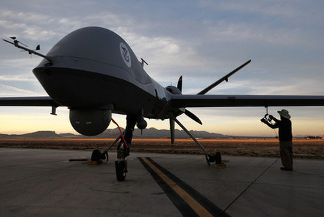 How the US Stumbled Into the Drone Era - Wall Street Journal | 911 | Scoop.it