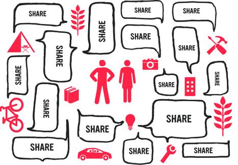 Compartir: Una nueva economía   Participatory & collaborative design   Diseño participativo y colaborativo   Scoop.it