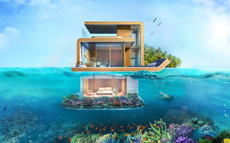 Would You Stay in One of Dubai's New Underwater Villas? | TLC TravelS' Tours & Cruises! | Scoop.it