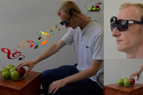 Headset Creates 'Soundscape' for Blind People to See | ADP Center for Teacher Preparation & Learning Technologies | Scoop.it