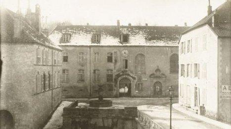 Les centres d'internement – - France 3 Franche-Comté | Des liens en Hist-Géo | Scoop.it