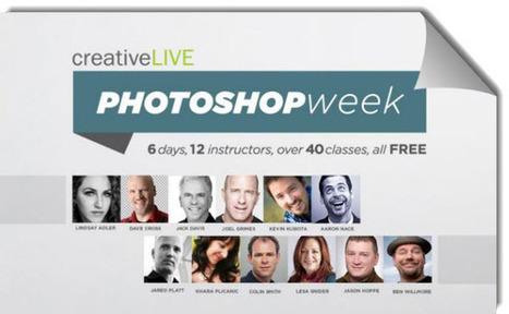 46 clases gratuitas online de Photoshop, sólo por esta semana   Saber mas en tecnología, compartir es la via   Scoop.it