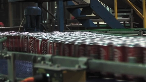 Coca-Cola Supply Chain Management Success Story | CSC | dfgh | Scoop.it