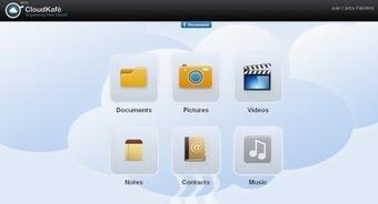 CloudKafé: organiza tu nube | Tic, Tac... y un poquito más | Scoop.it
