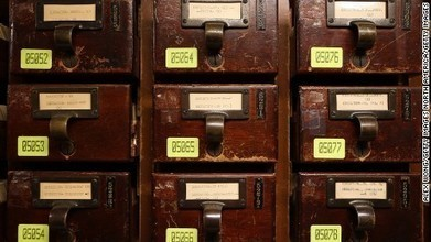 The library catalog card? Time to pull it from the files - CNN.com | Educational technology , Erate, Broadband and Connectivity | Scoop.it
