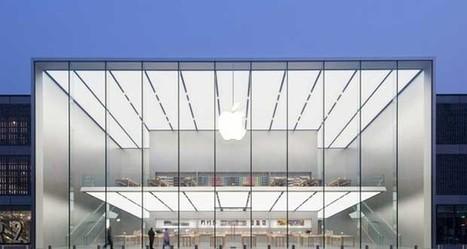 Bientôt une zone VIP dans les Apple Store | Elouann Riaux | Scoop.it