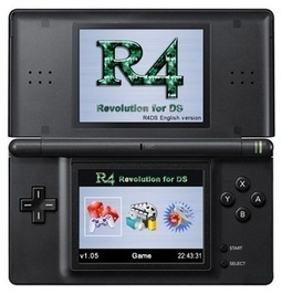 R4 card for 3DS – revolutionizing the Nintendo worldwide | Gaming Console | Scoop.it