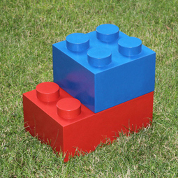 Build Your Own Lego Storage Box - Socks On An Octopus | Creatively Awesome | Scoop.it