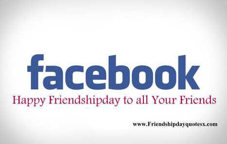 Friendshipday Quotes for Facebook wall status and for Facebook Friends | www.referguru.com | Scoop.it