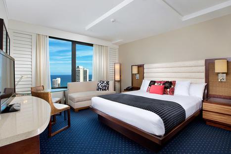 Deluxe Room   watermarkhotelgoldcoast   Scoop.it