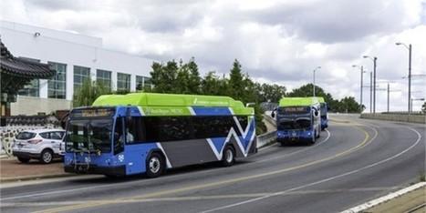 USA : plein cap sur le financement des bus au gaz naturel (Gaz-mobilite.fr, 12/09/2016) | Voitures au gaz naturel (GNV) | Scoop.it