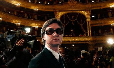 Bolshoi artistic director returns after acid attack to reveal new ballet ... | Dance | Scoop.it