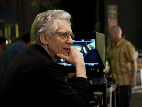 David Cronenberg Toasts To Robert Pattinson's Constantly Inspiring Face | 'Cosmopolis' - 'Maps to the Stars' | Scoop.it