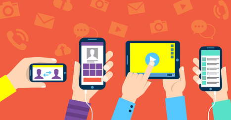 Are You Leveraging These Up & Coming Social Media Apps To Make Your Brand Standout?   Channel Instincts   Scoop.it