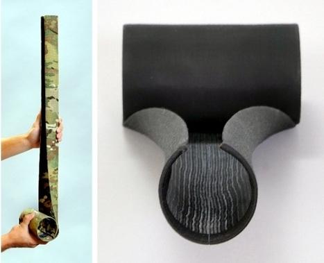 "Bistable Reeled Composites:  The ""RolaTube"" | Maker Stuff | Scoop.it"