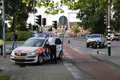 Haarlemse politie betrokken bij twee ongelukken - RTV Noord-Holland | nederlandse politie-streken | Scoop.it