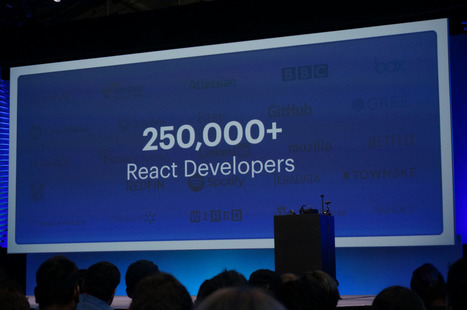 Facebook's React Native gets backing from Microsoft and Samsung | javascript node.js | Scoop.it