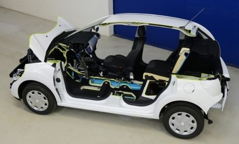 Car that runs on air set to hit the streets next year   LibertyE Global Renaissance   Scoop.it