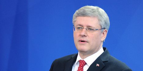 How Harper Should Speak About Climate Change - Huffington Post Canada | Fishing | Scoop.it