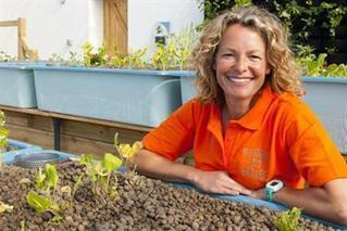 First aquaponic solar greenhouse unveiled at farm and education centre   Horticulture Week   Vertical Farm - Food Factory   Scoop.it