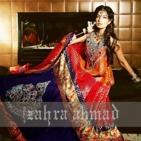 Brides Galleria Winter Collection 2013 | Pakistani Fashion | Scoop.it