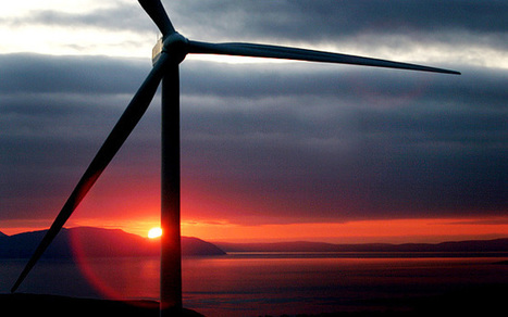 Wind farm contracts to increase energy bills for families - Telegraph | Political world | Scoop.it