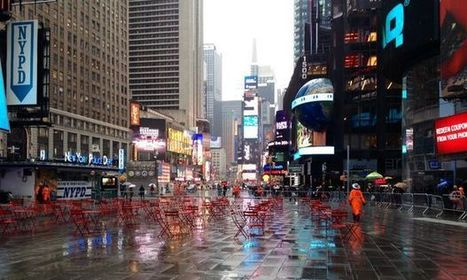 Times Square as a Model for the World | Adaptive Cities | Scoop.it
