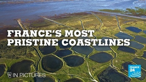 In pictures: France's most beautiful coastlines - FRANCE 24 | Languages Links for the Classroom | Scoop.it