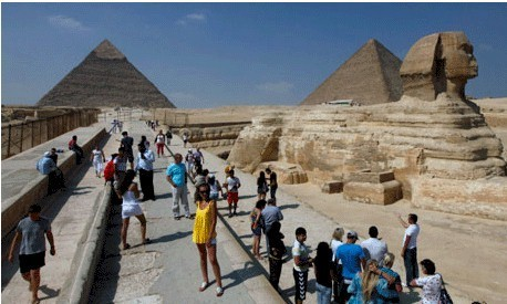 $2.5 bn lost income for Egyptian tourism since 2011 | Égypt-actus | Scoop.it