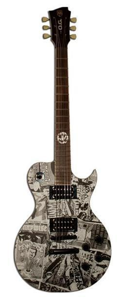Artist Series Guitar Announces Official Pennywise Guitar, The O.G. | Around the Music world | Scoop.it