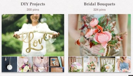 9 Pinterest Accounts You Should Follow If You Love Weddings | Getting Married in South West France | Scoop.it