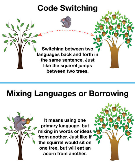 Code-Switching vs. Borrowing in Bilingual Children | Translation & Interpreting | Scoop.it