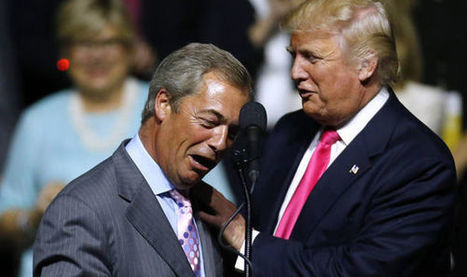 Why is Nigel Farage supporting Donald Trump? Brexit leader rallies for White House hopeful | University of Essex in the news | Scoop.it