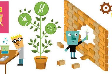 Dans ce labo, «biotechs» et sciences infusent… | Fablab | Scoop.it