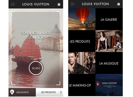 [Mobile] Louis Vuitton Pass : une nouvelle application smartphone pour une nouvelle invitation au voyage - Web and Luxe - Blog Luxe Marketing | usage de la mobilité dans la distribution en France | Scoop.it