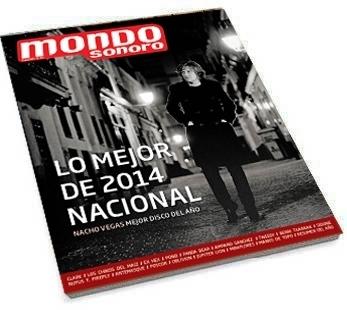 Ya está en la calle el número de enero de la revista MondoSonoro   Noticias   Mondosonoro.com   NACHO VEGAS   Scoop.it