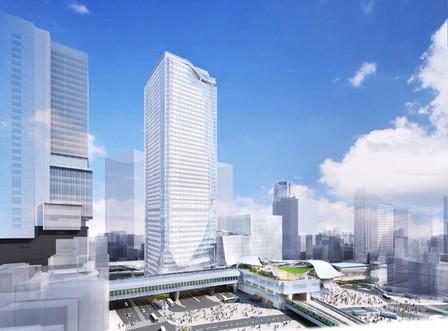Kengo Kuma, SANAA y Nikken diseñan nuevo rascacielos en Tokio - Plataforma Arquitectura | retail and design | Scoop.it