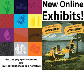 The Clark Library Blog: Clark Library Exhibits Going Digital! | Library exhibitions | Scoop.it